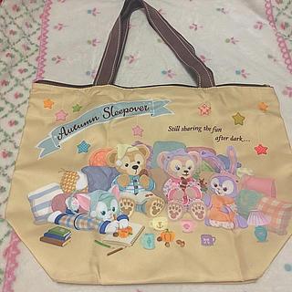 ディズニー(Disney)のDuffy オータムスリープオーバー トートバッグ♡(トートバッグ)
