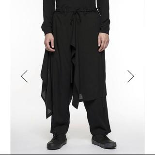 ヨウジヤマモト(Yohji Yamamoto)のgrandY 3way スカートパンツ(スラックス)