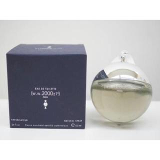 w.w.2000±1s  オードトワレ EDT 限定 シリアルナンバー入り 香水(ユニセックス)