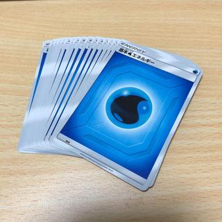 ポケモン(ポケモン)のポケモンカード 基本エネルギーカード 16枚(シングルカード)