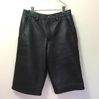 ショット(schott)のAC/DC 原宿店 20年前購入 定3万円程 美品 下にレギンス履きも有り! (その他)