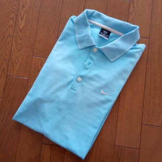 ナイキ(NIKE)のナイキ dry-fit  半袖 ポロシャツ メンズ ゴルフ(ウエア)