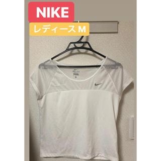 ナイキ(NIKE)の 【NIKE】Tシャツ レディース M ホワイト(ウェア)