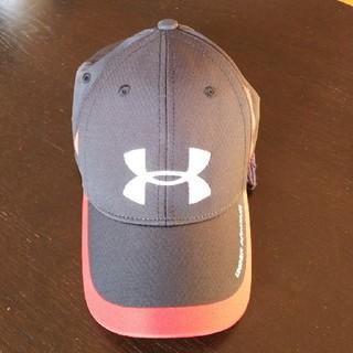 アンダーアーマー(UNDER ARMOUR)のアンダーアーマー帽子美品(トレーニング用品)
