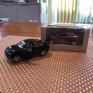 ビーエムダブリュー(BMW)のBMWx6シリーズ  黒(箱無) orバーガンディ(箱有)1台(ノベルティグッズ)