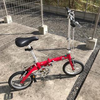 DAHON - FIAT DAHONフレーム 折りたたみ自転車