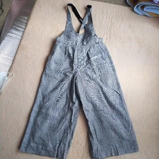 イング(INGNI)のサロペット オーバーオール INGNI レディース グレー 新品 パンツ ズボン(サロペット/オーバーオール)