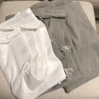 MUJI (無印良品) - 無印良品 カーテン、レースカーテン