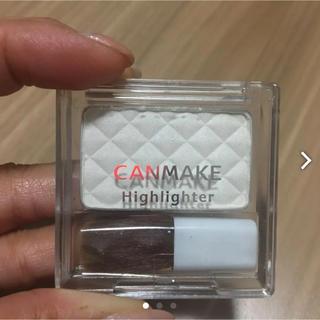 キャンメイク(CANMAKE)のキャンメイク ハイライター 01(フェイスカラー)
