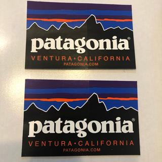 パタゴニア(patagonia)のパタゴニア  Patagonia  ステッカー(登山用品)