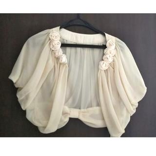 シマムラ(しまむら)のドレス用ボレロ(ボレロ)