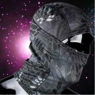 3Way フェイスマスク サイズFree 迷彩