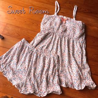 スイートルーム(SweetRoom)の《未使用》Sweet Room ルームウエアセット♡(ルームウェア)