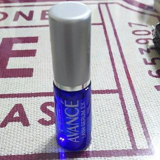 アヴァンセ(AVANCE)の💝ほぼ未使用💝アバァンセ  ラッシュセラムEX(まつ毛美容液)