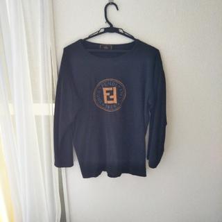 フェンディ(FENDI)のフェンディ長袖Tシャツ(Tシャツ/カットソー(七分/長袖))