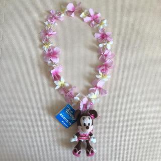 ディズニー(Disney)の新品未使用タグ付♪ディズニー  ミニーのネックストラップ(ネックストラップ)