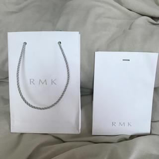 アールエムケー(RMK)のRMK 箱のみ(ショップ袋)