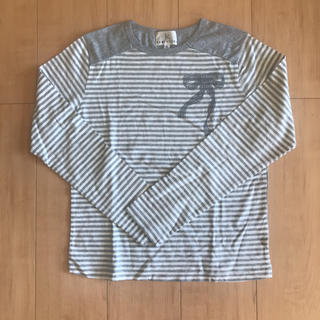 クミキョク(kumikyoku(組曲))の組曲  ロンT    TL150〜160センチ(Tシャツ/カットソー)
