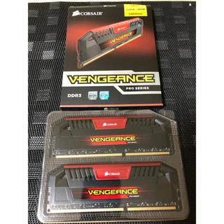 DDR3-2400 16GB(8GB x2) CORSAIR VENGEANCE(PCパーツ)