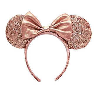 Disney - ディズニー スパンコール カチューシャ