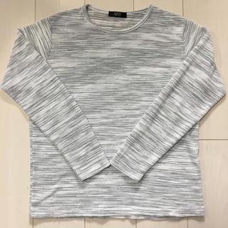 アズールバイマウジー(AZUL by moussy)のAZUL ロンT 紳士 Lサイズ(Tシャツ/カットソー(七分/長袖))