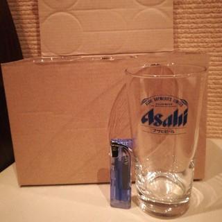 アサヒ(アサヒ)のアサヒビール グラス 6個(グラス/カップ)