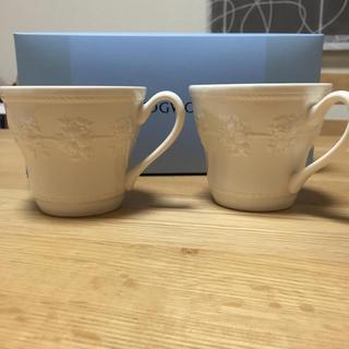 ウェッジウッド(WEDGWOOD)のウエッジウッド ペアマグカップ(食器)