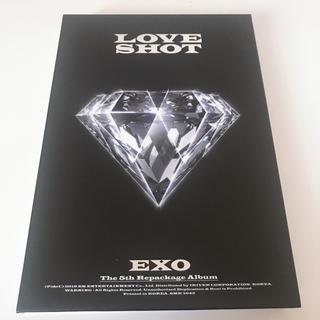 エクソ(EXO)のEXO LOVESHOT CDのみ(K-POP/アジア)