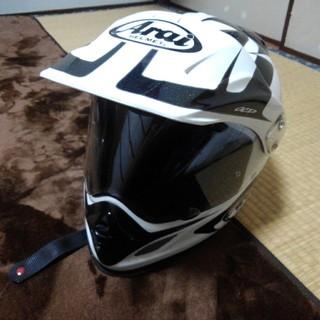 アライテント(ARAI TENT)のアライ Tour Cross3 フルフェイスヘルメット 59-60cm バイク(ヘルメット/シールド)