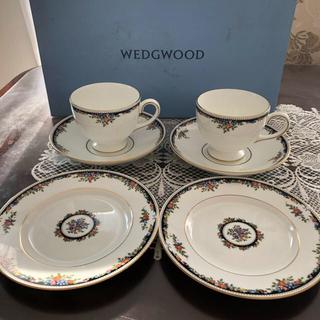 ウェッジウッド(WEDGWOOD)の未使用品 wedgwood  オズボーン カップセット(食器)