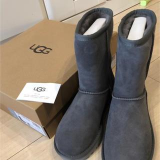 アグ(UGG)のUGG クラシック ショート Ⅱ グレー(ブーツ)