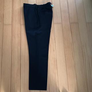 ジーユー(GU)のGU パンツ ブラック サイズS(スラックス)