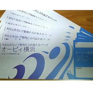 オービィ横浜 Orbi Yokohama パスポート(遊園地/テーマパーク)