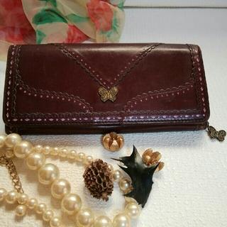 アナスイ(ANNA SUI)のアナスイ長財布(財布)
