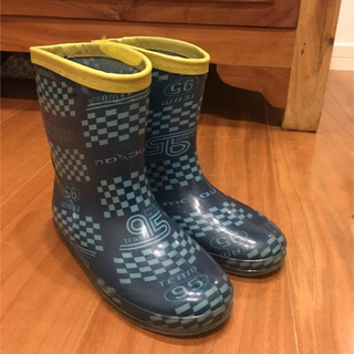 ディズニー(Disney)の【カピコ様専用】長靴レインブーツ・カーズ◇20cm(長靴/レインシューズ)