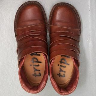 トリッペン(trippen)のにじぱん 様 トリッペン(ローファー/革靴)