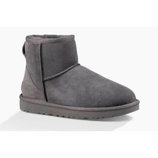 アグ(UGG)の【新品】UGG CLASSIC MINI Ⅱ アグクラシックミニ 24㎝(ブーツ)