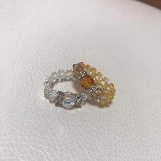ビーズ アクセサリー 指輪(リング(指輪))