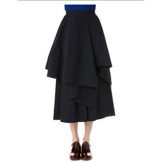 ENFOLD - エンフォルドENFOLD スカートパンツ