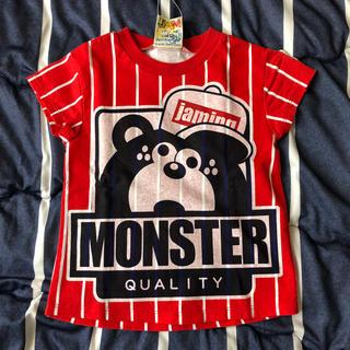 ジャム(JAM)のJAM ストライプ柄 Tシャツ(Tシャツ/カットソー)