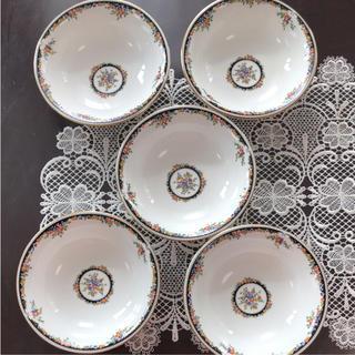 ウェッジウッド(WEDGWOOD)のwedgwood   オズボーン  フルーツ皿 5枚セット(食器)