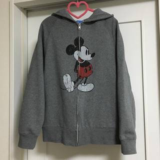 Disney - ディズニーリゾート ミッキー パーカー 150㎝