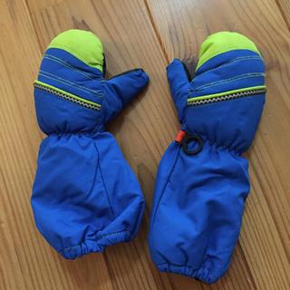 KOMBI ゴアテックス子供用ミトン(手袋)