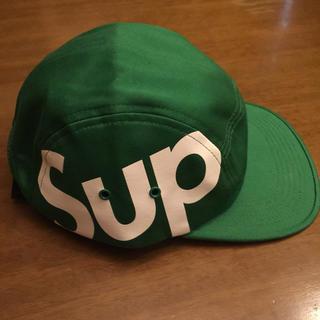 Supreme - 人気!supreme サイドロゴ キャップ