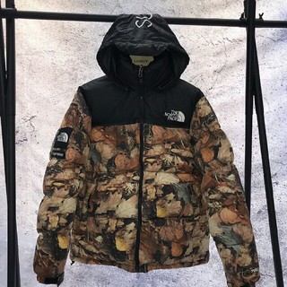 THE NORTH FACE - THE NORTH FACE OF Supreme ダウンジャケット