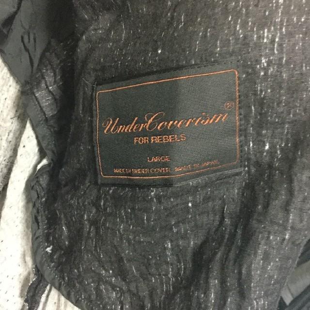 UNDERCOVER(アンダーカバー)のUNDERCOVERISM メンズのジャケット/アウター(その他)の商品写真