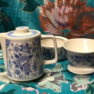 ノリタケ(Noritake)のmelitta  1970年代  コーヒーポットセット  ヴィンテージ  陶器製(食器)