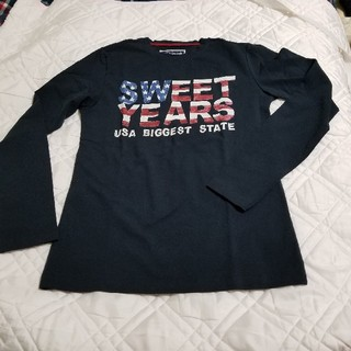 スウィートイヤーズ(SWEET YEARS)のロンT(Tシャツ(長袖/七分))