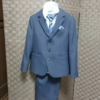 シマムラ(しまむら)の子供 フォーマルスーツ 120cm 半ズボン(ドレス/フォーマル)