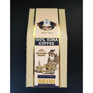 コナ(Kona)の新品未開封★MULVADI コナコーヒー  100%(コーヒー)